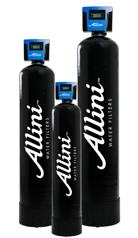 Allini whole house water filtration system